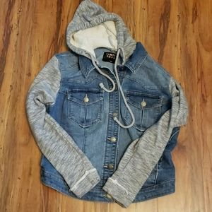 Tinsel Town jean jacket